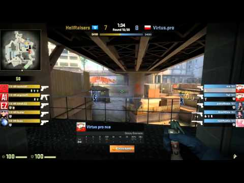 Caseking of the Hill #6 - VP vs. Hellraisers map 1 - part 2