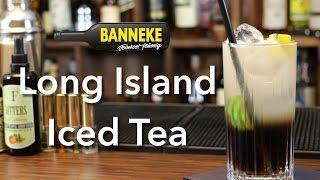 Long Island Iced Tea - Starker Drink zum selber mixen - Schüttelschule by Banneke