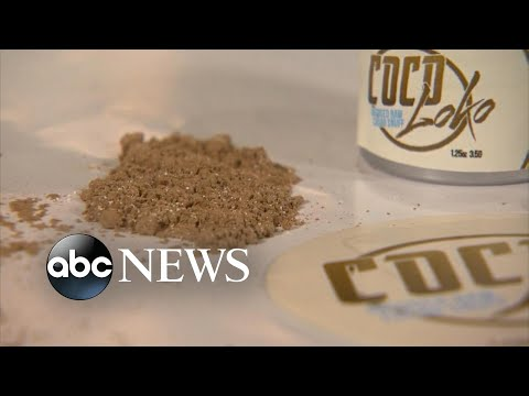 Is snorting chocolate the latest teen drug?