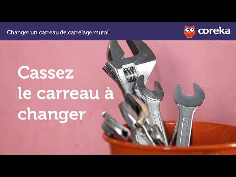 Changer un carreau de carrelage mural youtube for Changer un carreau de fenetre