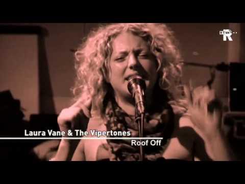 Live Uit Lloyd - Laura Vane & The Vipertones - Roof Off