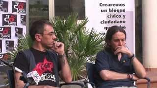 La CORRUPCIÓN es el lubricante del sistema, una forma de gobierno. Pablo Iglesias & J.C.Monedero.