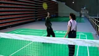 ***Vietsub*** Complete Badminton Training by Zhao Jianhua & Xiao Jie - 03