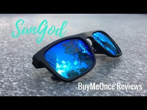 Sunglasses for Life - SunGod | BuyMeOnce Reviews
