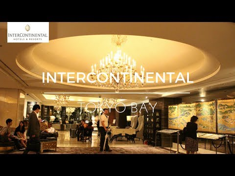 The Intercontinental Tokyo Bay room review