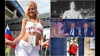 Запрет на секс, сборная России и Навальный на ЧМ-2018, пенсии / ВРЕМЯ НАЗАД