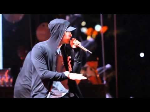 Eminem Home And Home Tour DVD Trailer (won't back down)