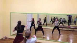dance studio Sharm-S | choreography by Marianna Myhailova