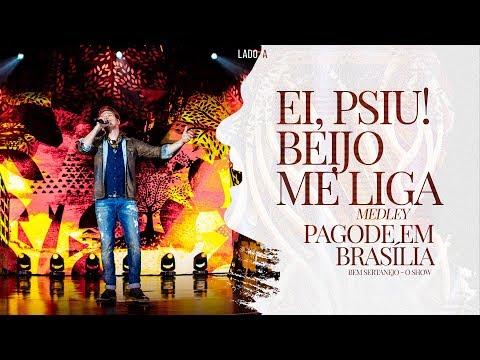 Michel Teló - Ei Psiu, Beijo Me Liga / Pagode em Brasília | DVD Bem Sertanejo