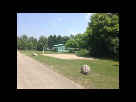 Pittock Conservation Area Campground In Woodstock Ontario May 14, 2015