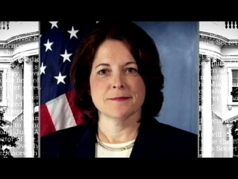 President Obama Appoints Julia Pierson As First Female Secret Service Director
