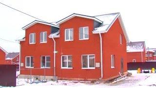 Строительство дома из газобетонных блоков(, 2016-02-06T18:51:39.000Z)