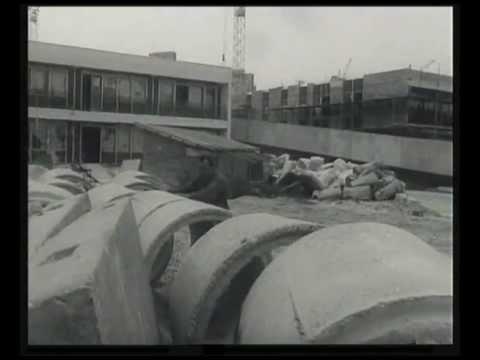 Bratislava - Výstavba v Petržalke (1979)