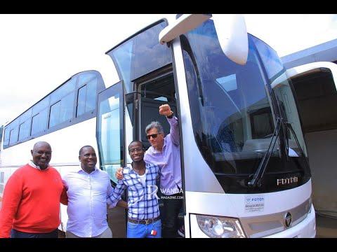 Imodoka nshya ya Rayon Sports ya Miliyoni 100 FRW