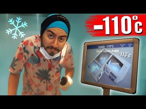 -110 DERECE 3 DAKİKA !