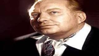 L. Ron Hubbard calls Scientology