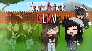// Heart Attack // GLMV // Demi Lovato //