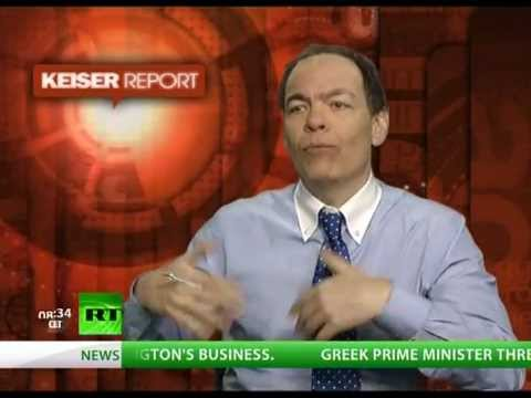 Keiser Report: Wall Street saints above God & law (E232)