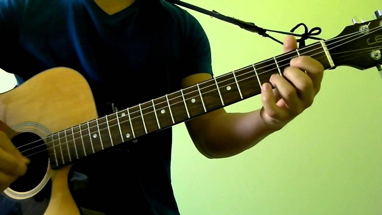 Someone like you adele easy guitar tutorial no capo youtube baditri Image collections