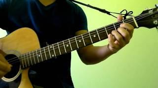 Someone Like You - Adele - Easy Guitar Tutorial (No Capo)