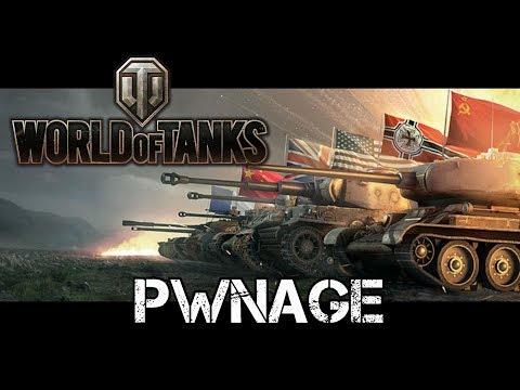World of Tanks - Pwnage
