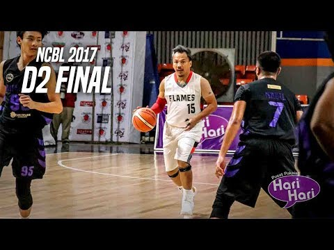 National Community Basketball League 2017 | Division 2 Final