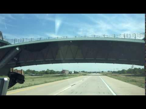 The Great Platte River Road Archway, Kearney, Nebraska