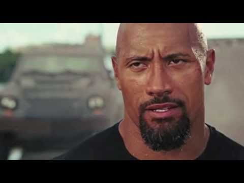 Dwayne (the Rock) Johnsons oneliners in Fast Five