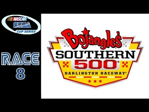 NASCAR SEGA Cup Series S3 Bojangles' Southern 500 (8/36)