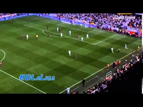 Gareth Bale AMAZING solo goal   Real Madrid vs Barcelona 2 1 La Copa HD 16 04 2014