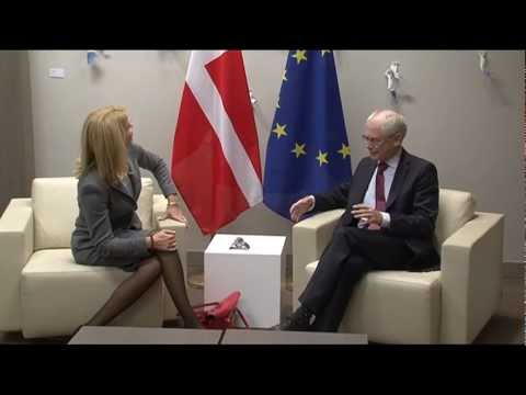 Meeting with Prime Minister of Denmark, Helle THORNING-SCHMIDT