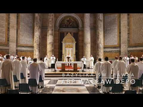Abp Depo: Dziękujmy za pontyfikat św. Jana Pawła II