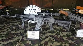 Pușcă de asalt produsă la Fabrica de Arme Cugir