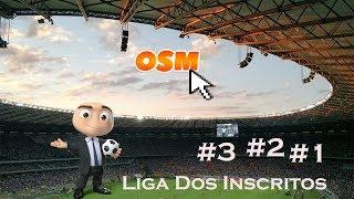 Liga dos Inscritos OSM #3