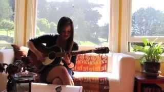 Rachel Ann Cauilan Plays The Old Guitar: Love Alive by Heart