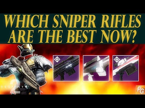Destiny 2: What Are The Best Snipers And Are They Worth It?