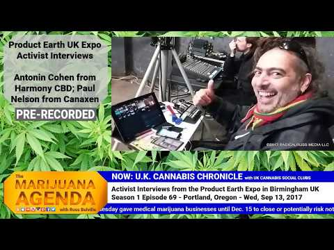 Activist Interviews at the Product Earth UK Expo in Birmingham