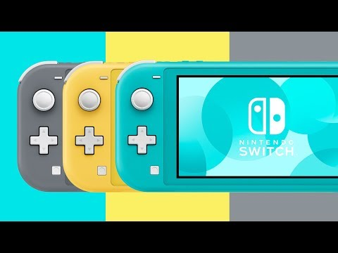 Nintendo Switch Lite is the Cheap Switch Mini We've Been Waiting For
