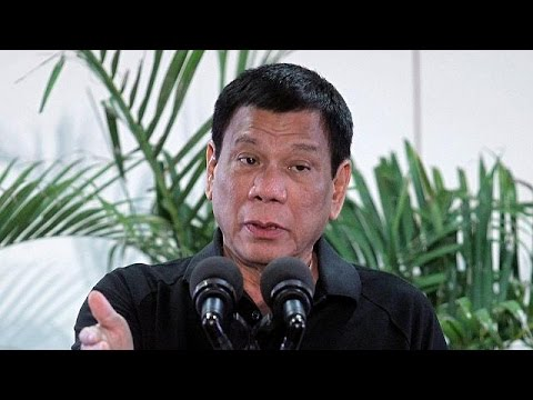 euronews (in English): Philippines President likens himself to Hitler, wants to kill 3 million drug addicts
