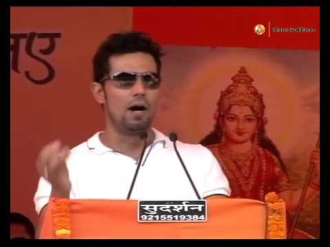 BoLLyWooD Actor RandeeP Hooda's VERY EMOTIONAL SPEECH ! ! ! in JAT AndoLan Hit RoHTaK