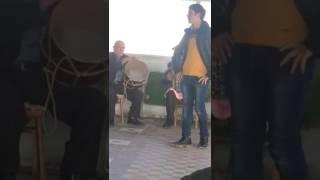 Концерт в клубе села Рубас