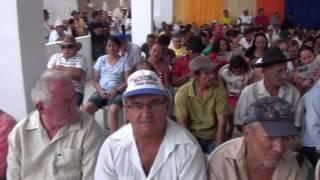 Dr Antônio Carlos na festa dos 50 anos do Sindicato dos Trabalhadores Rurais de São João do Jaguaribe