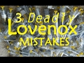 3 Lovenox Dosing Side Effect Errors that Kill [Doctor Interview]