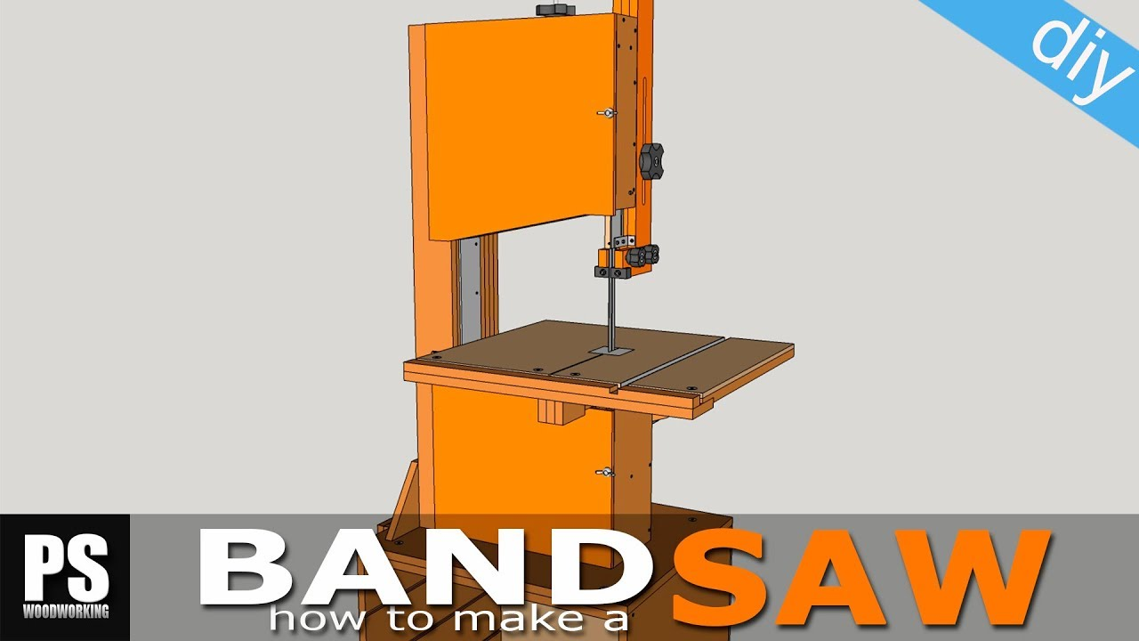 making a homemade band saw (part1)