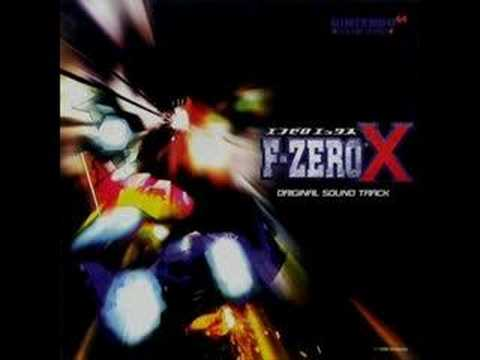 F-Zero X: EXpansion Kit - Red Canyon