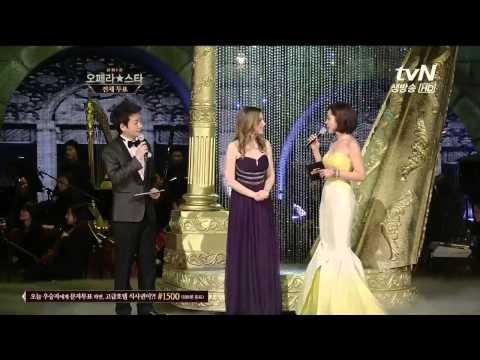 Hayley Westenra in Opera Star 2012 Final (Korea) - complete