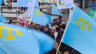 Крим – наш  «Марш солідарності» відбувся у Києві
