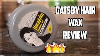 Whats wrong with GATSBY HAIR WAX | GATSBY STYLING WAX MAT AND HARD HAIR WAX REVIEW | TheRealMenShow★