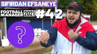 UÇAK ÜSTÜNE UÇAK İNDİ! YENİ KADRO! | Football Manager 2021 | Sıfırdan Efsaneye #42