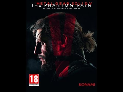 Metal gear solid The phantom pain ps4: part6 The recruits do main missions